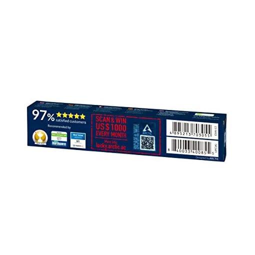 ARCTIC MX-4 (Espátula incl, 8 g) - Compuesto térmico de alto rendimiento de micropartículas de carbono, pasta térmica… 3