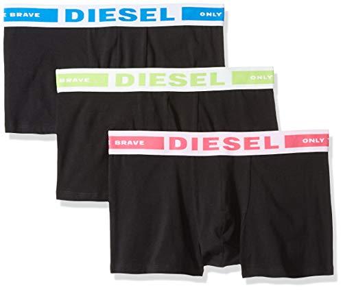Diesel Herren UMBX-KORYTHREEPACK Boxer 3pack Slip, Blue/Lime/Pink, Large