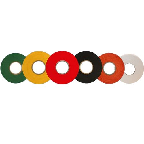 Renfrew Scapa Tapes Renfrew Hockey-Tape aus Stoff, 2,5 cm, Schwarz