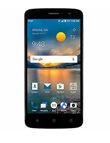 Zte Spark At&t Prepaid Go Phone 16GB 2GB RAM Prepaid Smartphone Z971 Locked to At&t