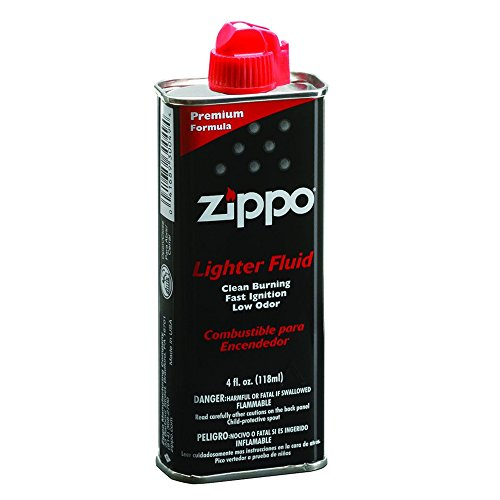 Zippo 494 Lighter Fluid 4 oz