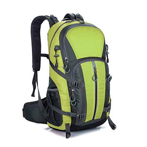 GAOHONGMEI 40L Water Resistant Men Women Hiking Backpack Lightweight Outdoor Sports Traveling Rucksack Cycling Mountaineering Camping Walking Daypack-01#
