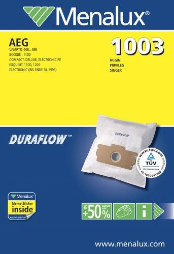 Menalux 1003, Duraflow, 5 Staubbeutel
