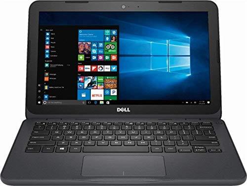 Dell Inspiron High Performance 11.6 HD Laptop, AMD A6-9220e Processor, 4GB DDR4 2400MHz, 64GB eMMC, 802.11b/g/n, Bluetooth 4.0, (Renewed)