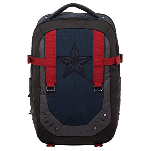 Bioworld Marvel Backpack Captain America Bags