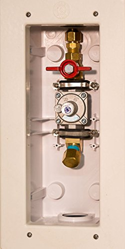 BURNABY 제조 공사 VGP-G0101-INT-2  -38-LQD 실내 다용도 가스 플러그 3   8