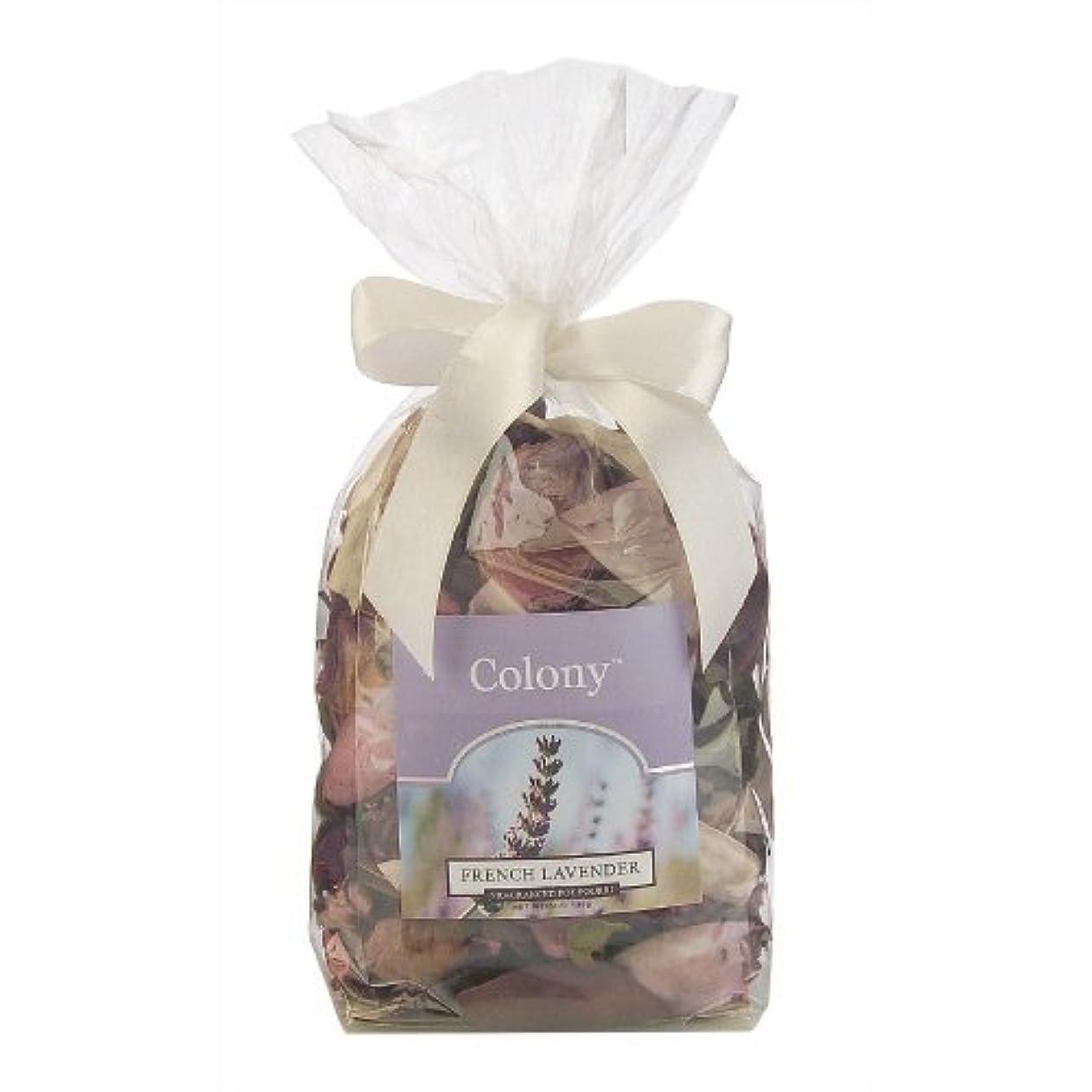 抑圧する食料品店長老Colony HomeScents Series ポプリ フレンチラベンダー CNCH3561