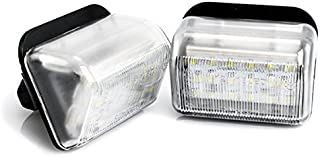 Iluminaci/Ã/³n led para matr/Ã/cula homologada Light-Delux