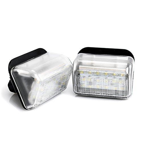 Preisvergleich Produktbild Light Delux LED Kennzeichenbeleuchtung Plug&Play Module V-030501