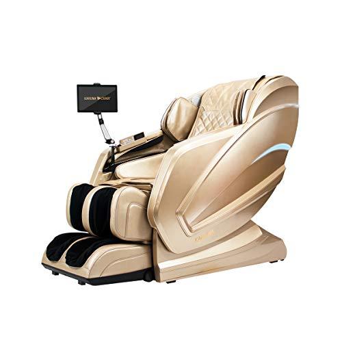 [HM] Exquisite Rhythmic HSL-Track Kahuna Massage Chair, HM-Kappa (Gold)
