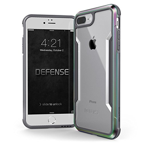 Caso iPhone 7 Plus & iPhone 8 Plus, X-Doria Defence Shield Series, grado...