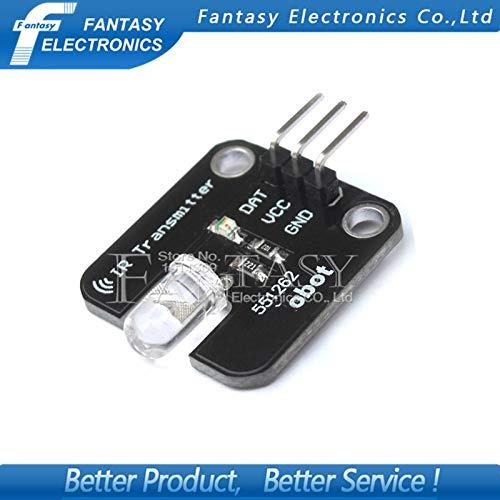 1pcs Infrarot Emission Module IR Transmitter für Arduino Electronic Blocks neu