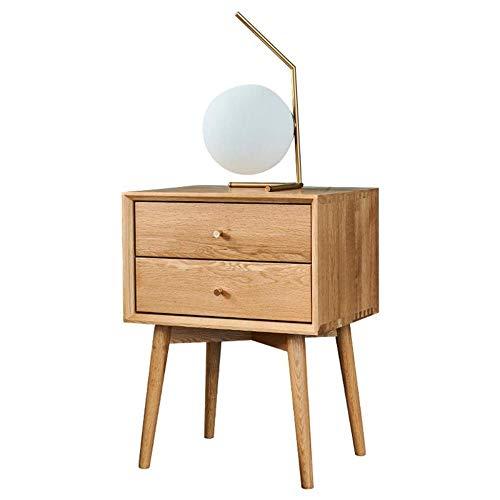TXXM® Herstellung Nachttisch Massivholzschubladenschrank mit starken Tragfähigkeits for Schlafzimmer, Studie, Praktische Möbel