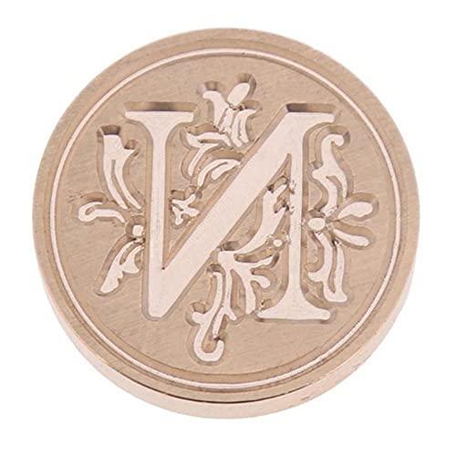 Sello de cera sello carta sellos de sello de cera Kit de sellos de madera Sellado Scrapbooking Sollos stempel boda suministros de artesanía decorativa-N