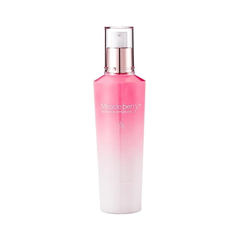 通訳厚いよろめく[New] It'S SKIN Miracle Berry Radiance Emulsion 150ml/イッツスキン ミラクル ベリー ラディアンス エマルジョン 150ml
