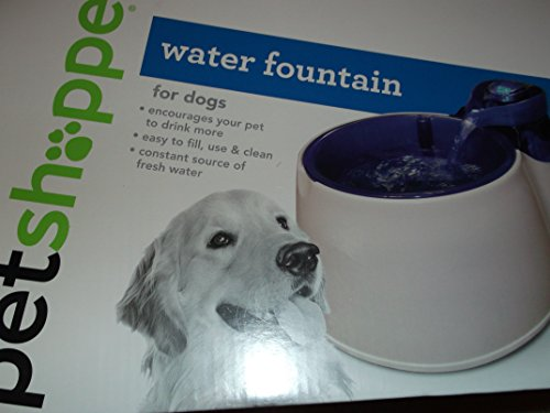 Pet Shoppe Water Fountain For Dog