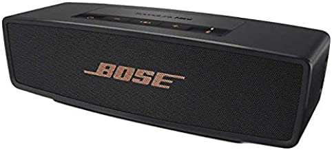 Bose SoundLink Mini II Altavoz Bluetooth, Negro