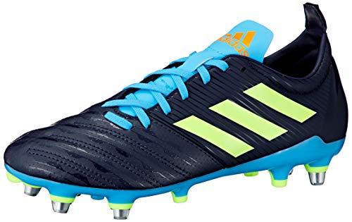 adidas Malice (SG), Stivali da Rugby Uomo Multicolore Size: 45 1/3 EU