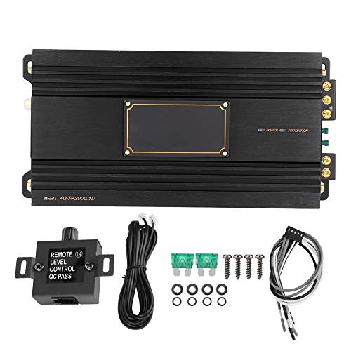 Purchase KIMISS Car Audio Amplifier, DC11~16V Automobile Amplifier Powerful Audio Amplifier Car Ente...