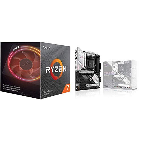 AMD Ryzen 7 3700X 8-Core, 16-Thread Unlocked Desktop Processor
