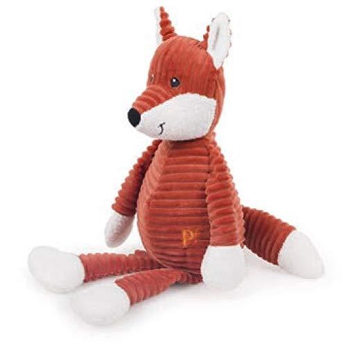 Petface Buddies Plush Feisty Fox Dog Toy