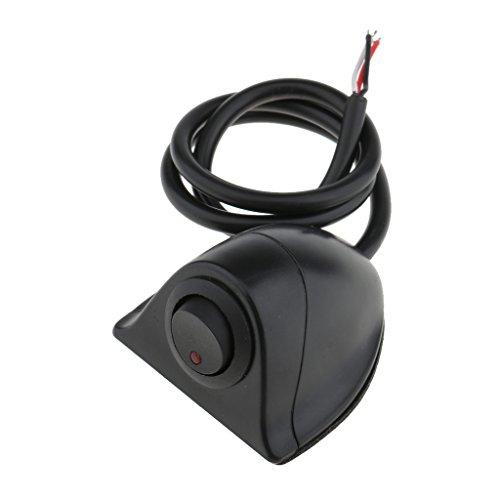 B Blesiya Botón de Encendido/Apagado de La Lámpara Indicadora de Punto LED con Cable de 42 Cm para Coche, Barco, RV