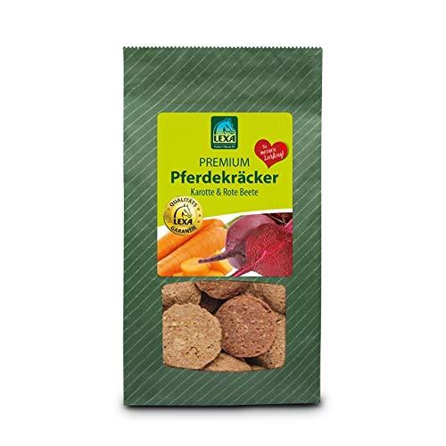 Lexa Premium Pferdekräcker Karotte & Rote Beete-1,0 kg Beutel