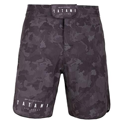Tatami No Gi Fight Shorts Stealth Camo -...