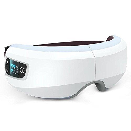 Preisvergleich Produktbild Eye Massagegerät Hot Eye Wireless Augenpflege Massagegerät Myopie Dark Circle Massage Augenpflege Maske Schlafmaske