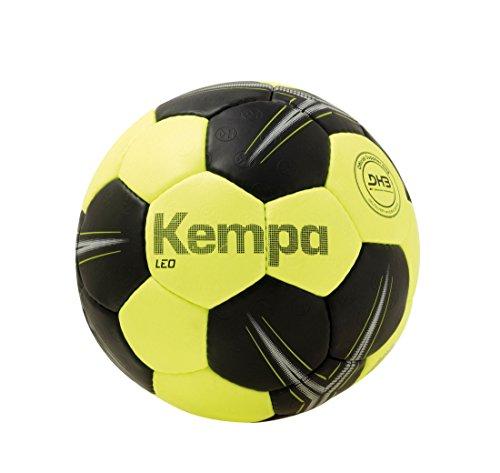 Kempa Leo Handball, Fluo gelb/Schwarz, 3