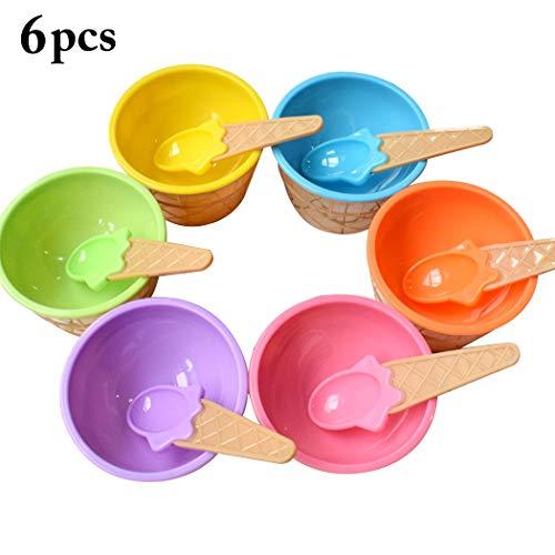 Eisschale Eisbecher Keramik Joghurtschale Müslischale Dessertschale Schale 13cm