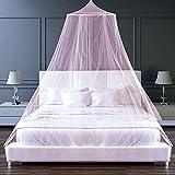 Mosquitera doble, 1,2 x 1,5 m, plegable, dosel de cama, dosel doble, mosquitera para cama de viaje, mosquitera grande