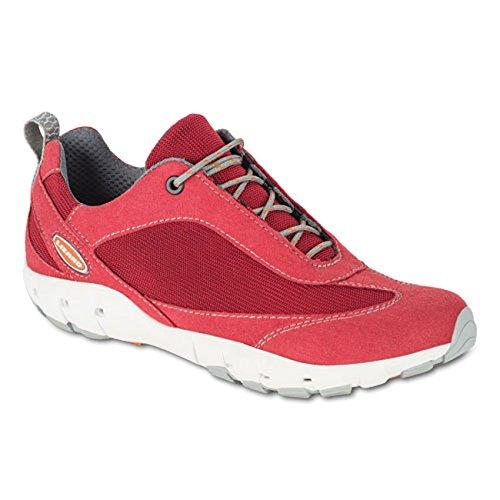 LIZARD Lizard Regatta Schuh Rot, Farbe:rot, Größe:41