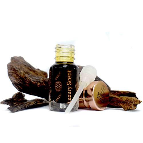 Al Haramain Luxuriöses kambodschan oud - parfümöl von luxury scent - 3 ml kambodschanisches agarholx-Öl hochwertige qualität - oudh