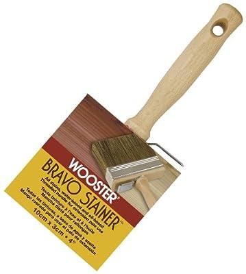 Wooster Brush Q3222-1 1/2 Little Genius Brush