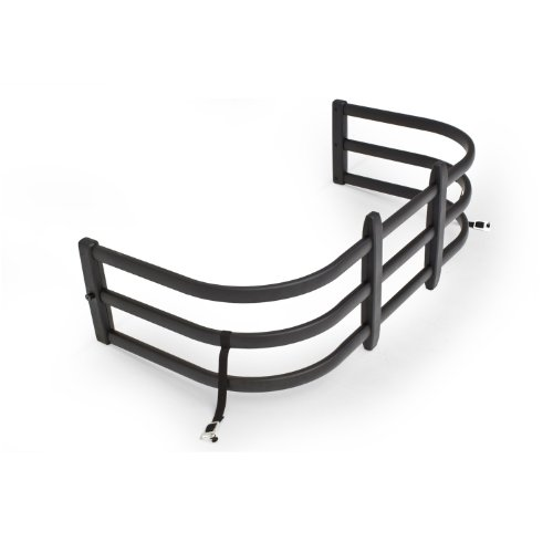 AMP Research 74841-01A Black Bedxtender HD Max Truck Bed Extender for 2019 Silverado