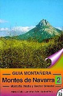 Montes de Navarra 2 montaña media y sector oriental Guias ...
