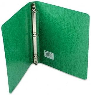ACCO Presstex 1 Inch Ring Binder, 8.5 x 11 Inch Sheet Size, Dark Green (A7038616A)