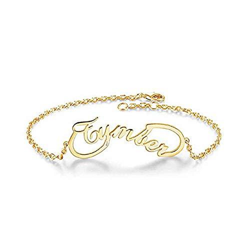 TSUGAMI Collar personalizado del árbol de la vida para mujeres 1-9 Nombre grabado 925 Colgante de plata Joyería de mujer para mamá (#1) (#8)