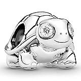 PANDORA - Bead Charms de plata de ley 925 con circonita 797878CZ