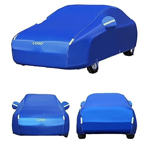 Auto Copri Per BMW 6er Gran Turismo Series-6 630i 630d 640i 640d xDrive Gran Turismo GT, Impermeabile Traspirante Pieghevole Anti Uv Pioggia Sole Vento Polvere Copertura, Car Resistente Accessoires