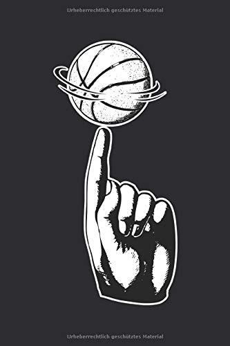 Basketball Notizbuch: Ein perfektes Geschenk für Basketball Spieler