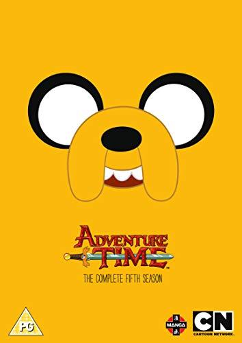 Adventure Time - The Complete Fifth Season (4 Dvd) [Edizione: Regno Unito]