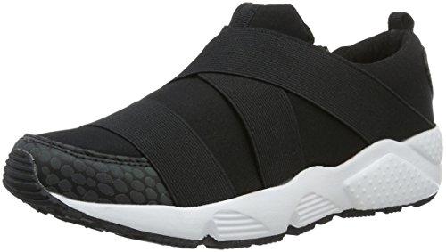 Nat-2 Cyberrunner, Sneakers Basses mixte adulte - Schwarz (Black Iridescent Snake), 42 EU
