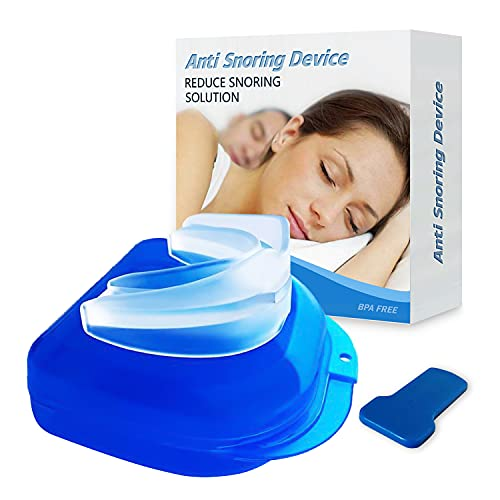 Stop Snoring Devices, Snore Guard Stopper for Snoring Solution, Comfortable Anti Snoring Professional Sleep Well Men and Woman