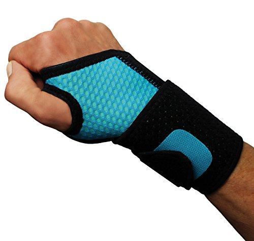 prorelax Vendaje de muñeca Cool Fit - Para el movimiento sin dolor en la mano.
