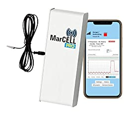 MarCELL PRO Cellular Monitoring System with Water Sensor for temperature monitoring in your RV