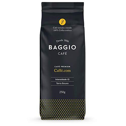 Baggio Caffe Com 250g - Moído Baggio Café