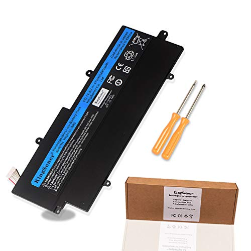 KingSener Laptop-Akku PA5013U-1BRS Für Toshiba Portege Z835 z830 Z930 Z935 Ultrabook PA5013U-1BRS 14,8V, 47Wh, 3060mAh
