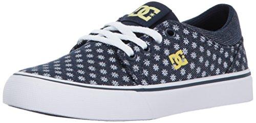 DCADBS300103-GRH - Dc Youth Trase Tx Se Se Skater-Schuhe Unisex-Kinder